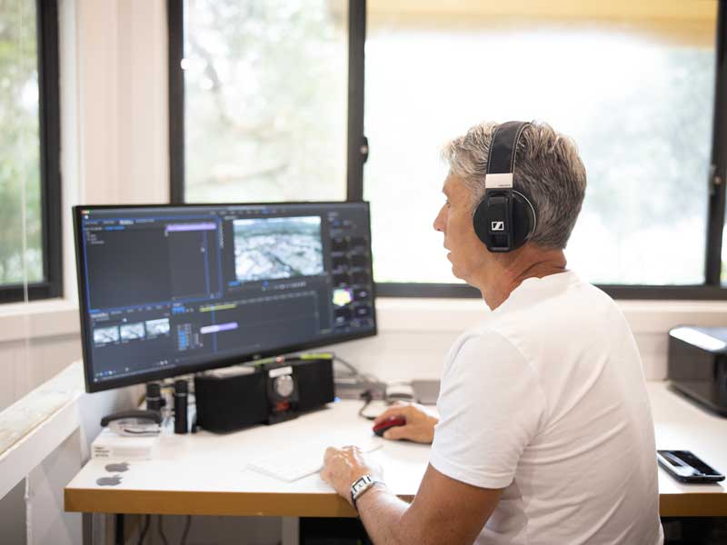 Editing-Studio